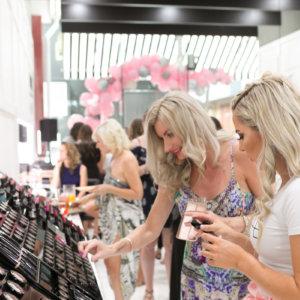 Vlushe Beauty Bar Opening Indulge Magazine