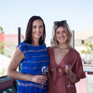Bellinda Seeney & Christie Sutherland