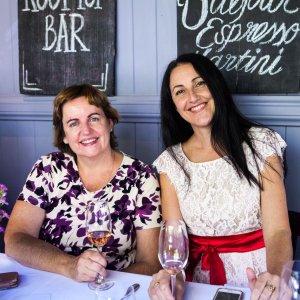Christine Salins & Danella Perrins