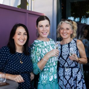 Laura Loubet, Kylie Lang & Catherine Loubet