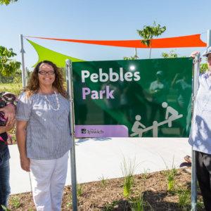 Ecco Ripley Pebbles Park Opening