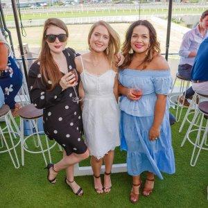 Bree Goulding, Caitlin Horgan & Niki Holton