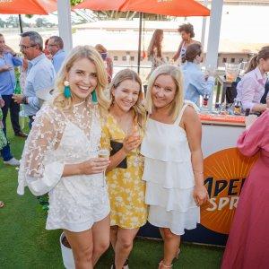 Maddy Bayley, Lily Ovenden & Jess Healy