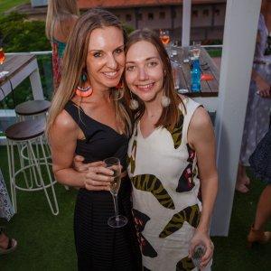 Sally Anderson & Kara Mahon
