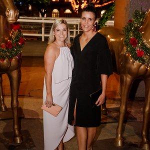 Elise Young & Jasmine McEvoy