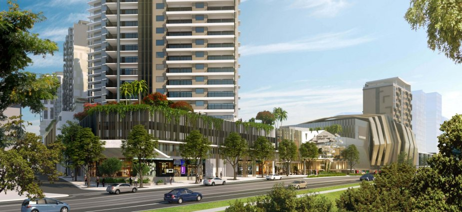 Queen Street Village launches residential building