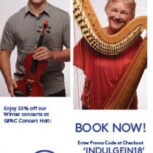 Queensland Symphony Orchestra - Indulge Magazine