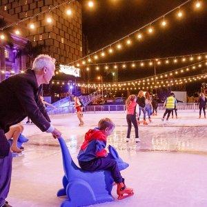 Ice Skating Brisbane