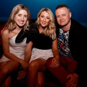 Christie Sutherland, Anna & Matt Stewart - Indulge