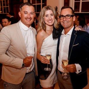Luke Serhan, Christie Sutherland & Jeff Butler - Indulge