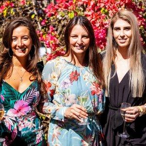 Maeva Fevre, Kristine Jankovic & Rochelle Ferguson