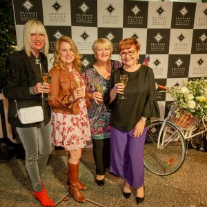 Peta O'Brien, Wendy McGuire, Sheree Williamson and Judy Dean - Indulge