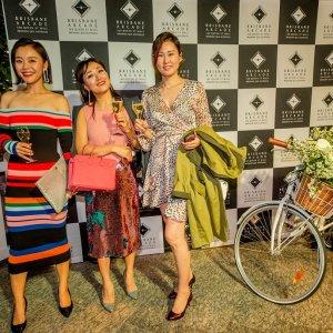 Tina Lee, Gina Kim & Jinny Choi - Indulge