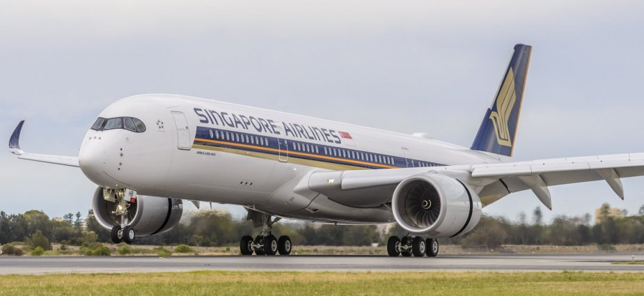 Singapore Airlines 35th Anniversary to Brisbane