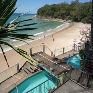 First Point Noosa with Pool